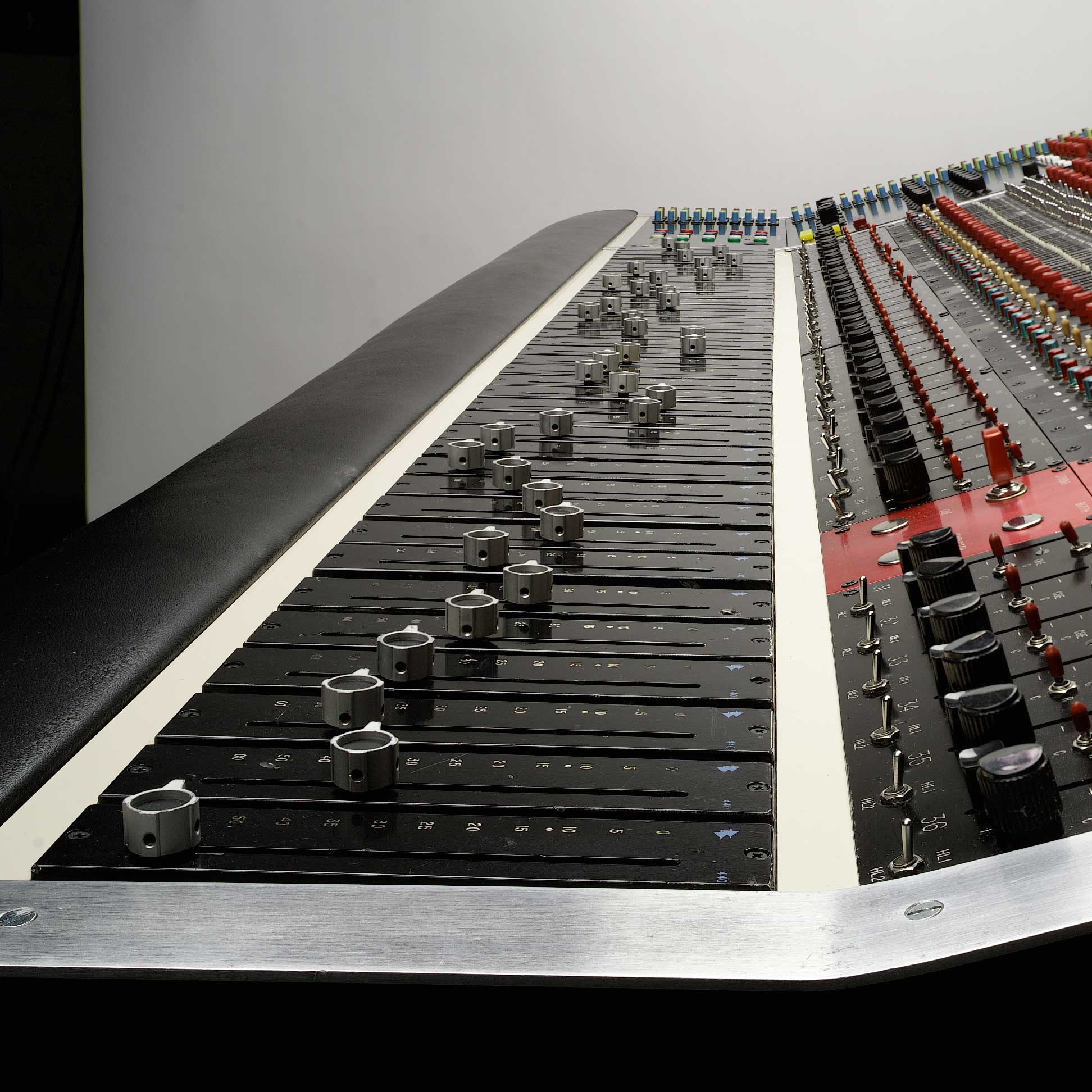 MoPOP First Artifact - Jimi Hendrix's Mixing Console